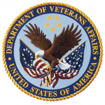 U.S. Department of Veteran Affairs Logo